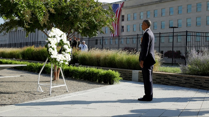 VERBATIM: Obama marks 9/11 anniversary