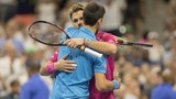 Djokovic falls in U.S. Open final