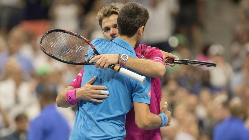 Djokovic falls in U.S. Open final