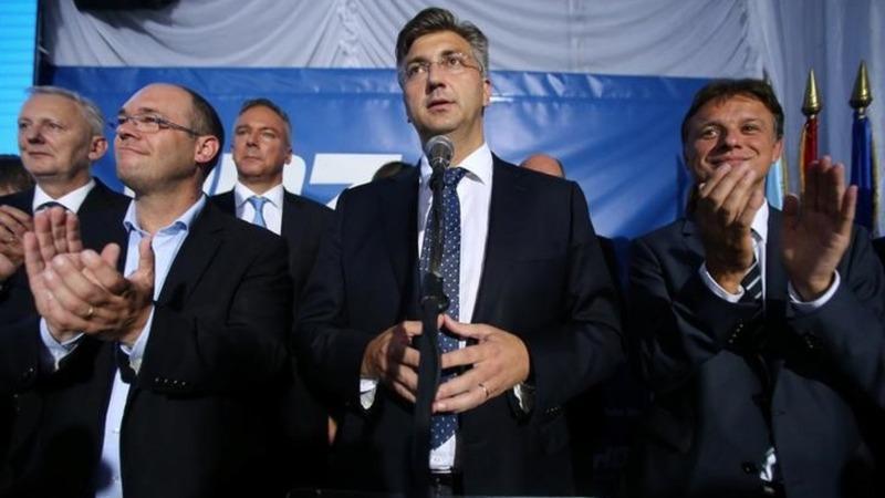 Conservatives claim Croatia election win