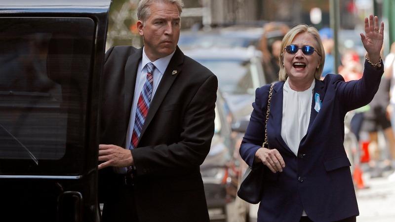 Clinton team takes heat for health scare bungle
