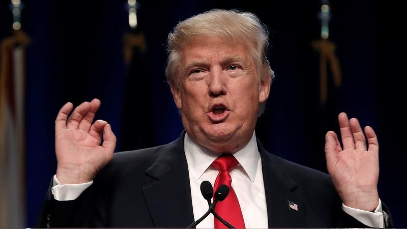VERBATIM: Trump slams Clinton over 'deplorables' charge