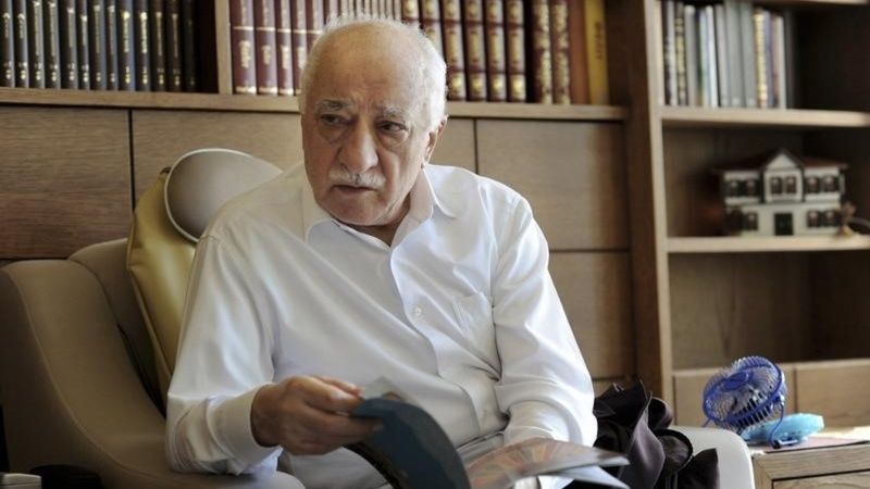 Turkey requests arrest of U.S.-based cleric