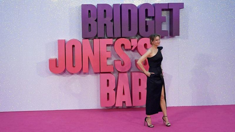 VERBATIM: Zellweger says she missed Bridget Jones