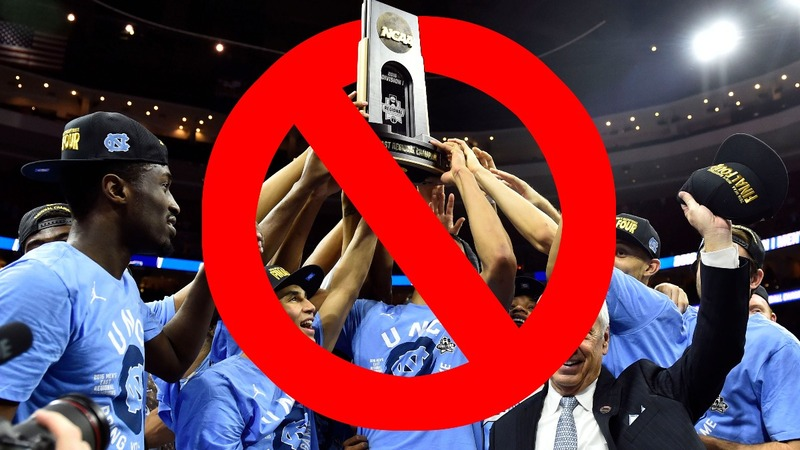 NCAA says pulling out of NC a 'no-brainer'
