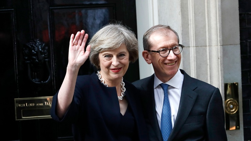 VERBATIM: May bids final farewell to Cameron
