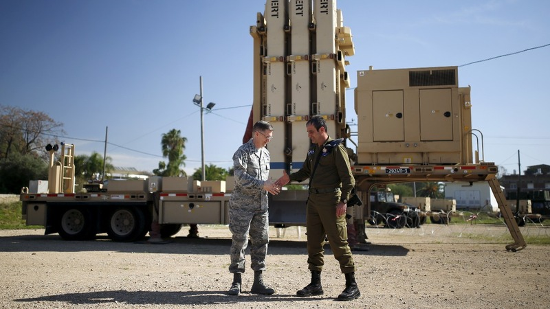 Record U.S. military aid deal for Israel