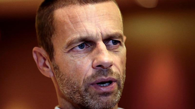 Slovenian Aleksander Ceferin is new UEFA boss