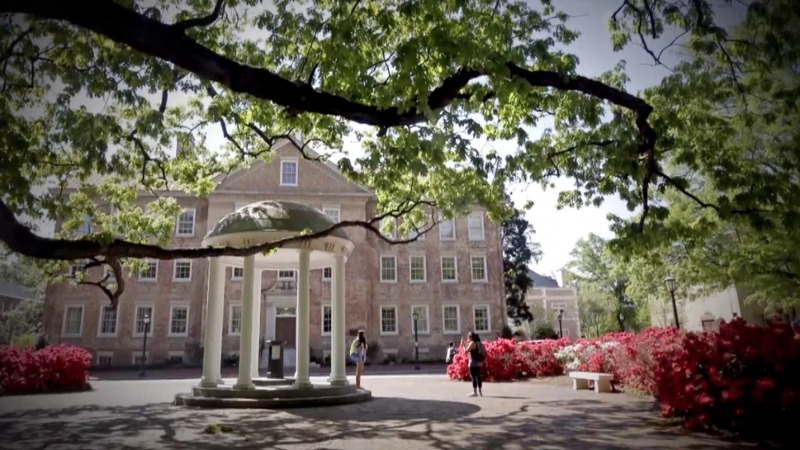 An alleged rape victim at UNC goes public