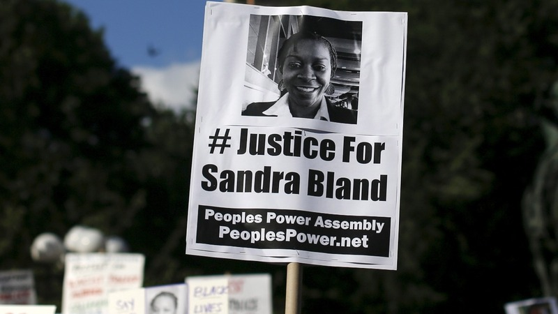Family of Sandra Bland to receive $1.9 mln