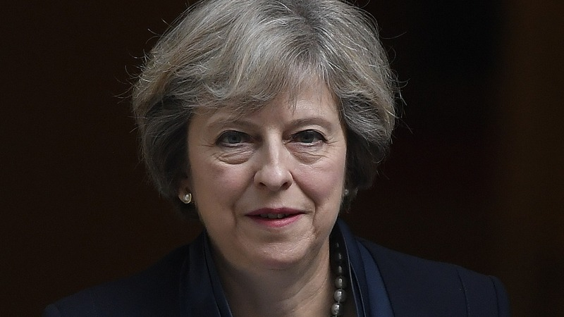 May keeps Europe guessing on Brexit