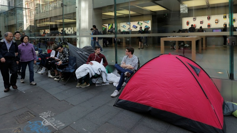 No iPhone 7 Plus for even the first in line