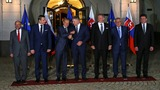 EU leaders gather, without Britain