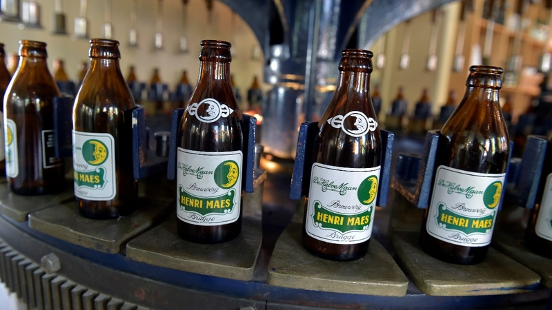 Underground beer gets to the bottle faster