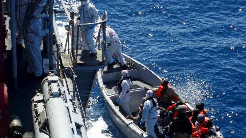 Another tragic cargo in the Mediterranean