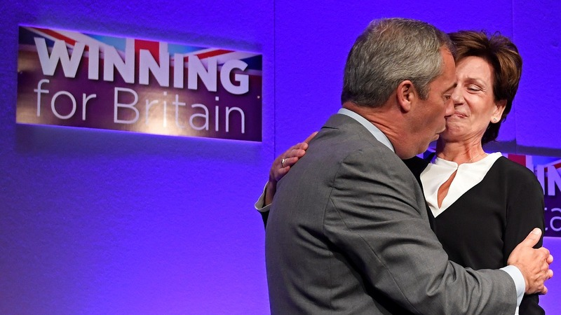 UK's anti-EU party elects new leader