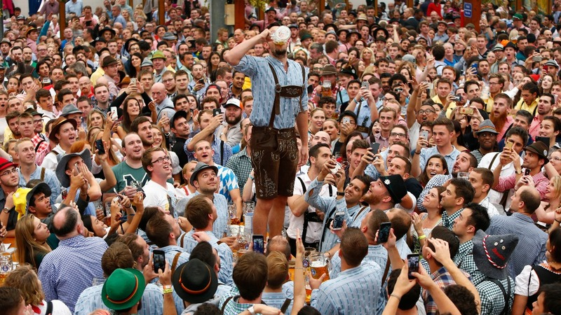 INSIGHT: A toast to Oktoberfest