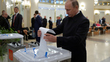 Russians vote in parliamentary elections