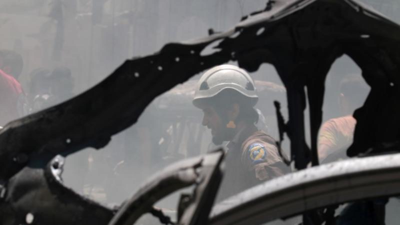 Russia: U.S. airstrikes hit Syrian troops