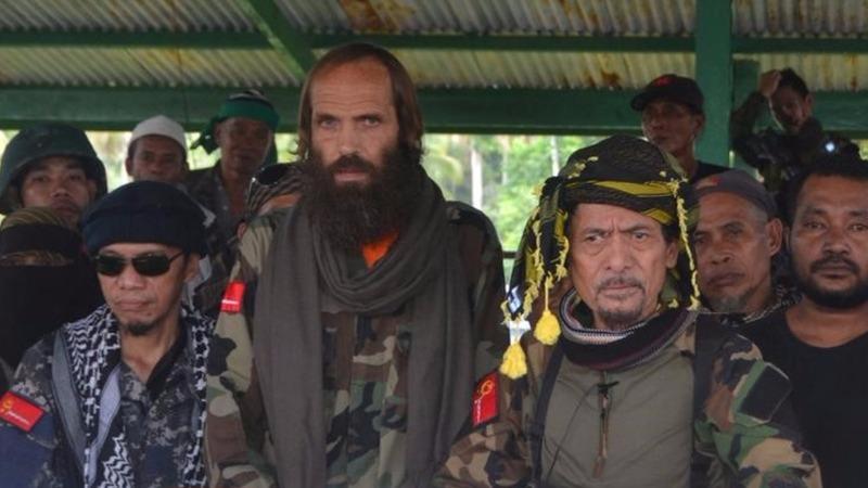 Philippines militants release Norweigan hostage