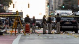 Investigators seek motive in New York attacks