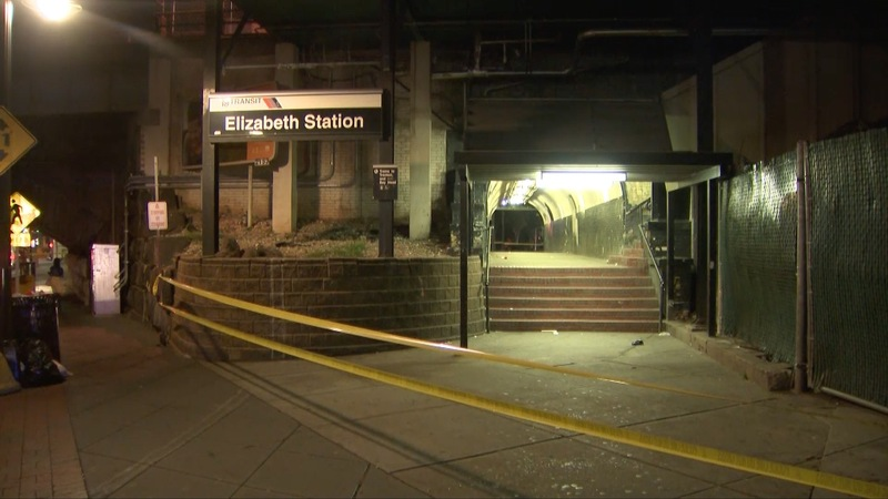 Possible bombs found in NJ train station