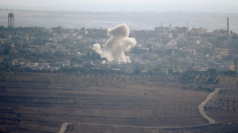 Syrian military says ceasefire period is over