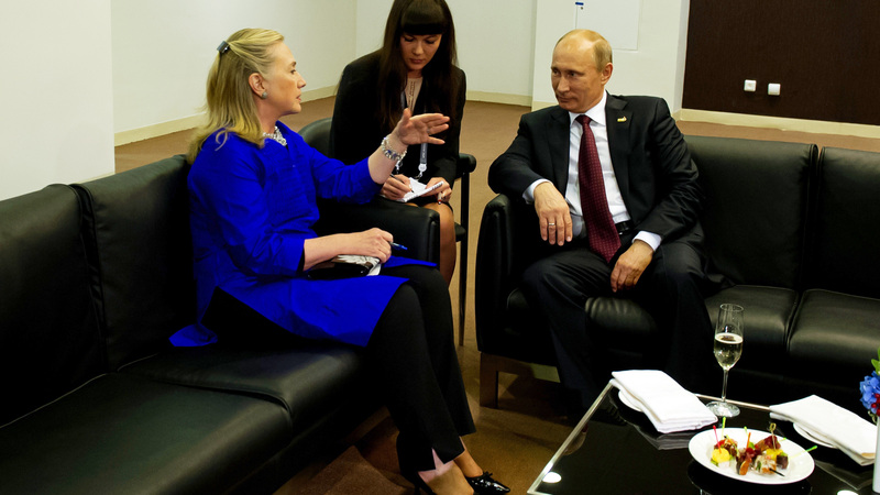 Clinton's 'reset' belied deep doubts on Putin