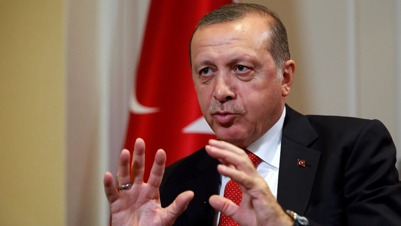 Turkey's Erdogan discusses Assad's role in Syria's future