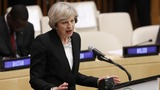 May hits UN on mission to shore up UK clout