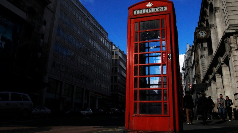 Revamp for Britain's iconic red phone boxes
