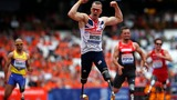 A hero's welcome for British paralympians