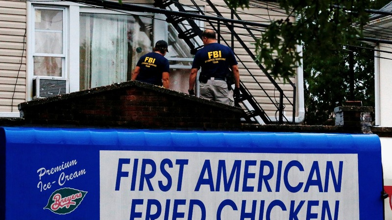 FBI examining bomb suspect's foreign travel