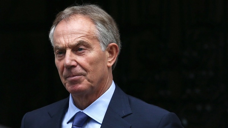 VERBATIM: Why Tony Blair 'fears' for the 21st century