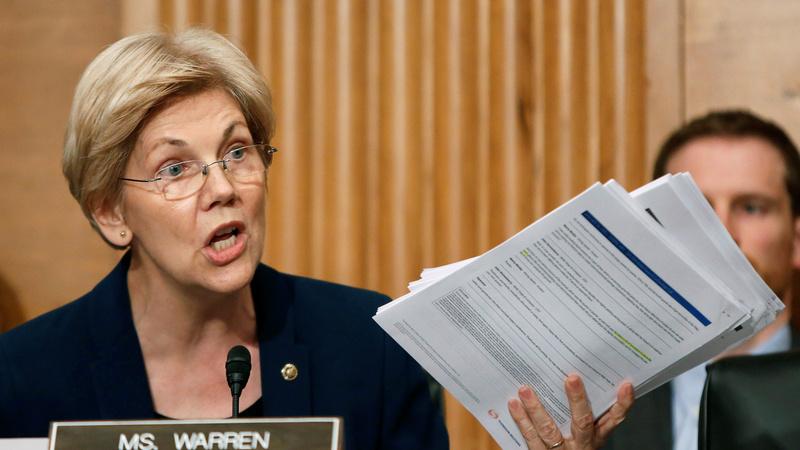 VERBATIM: Sen. Warren eviscerates Wells Fargo CEO