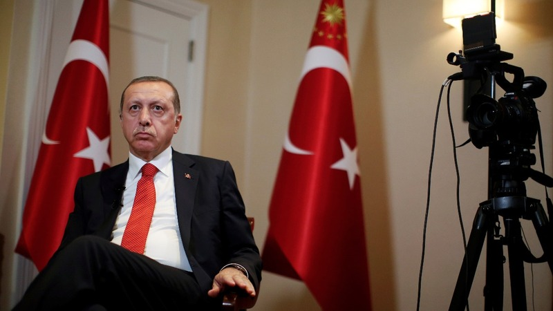 Erdogan: U.S. should 'not harbor a terrorist' like Gulen