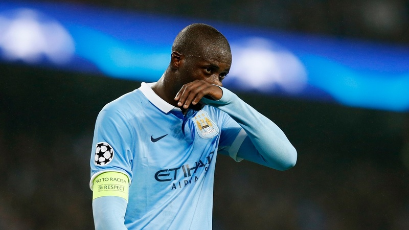 Guardiola demands apology from Yaya Toure