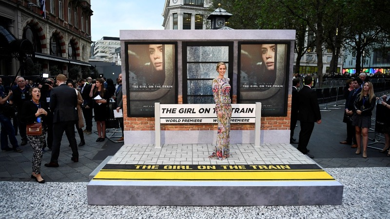 INSIGHT: The Girl on the Train premieres