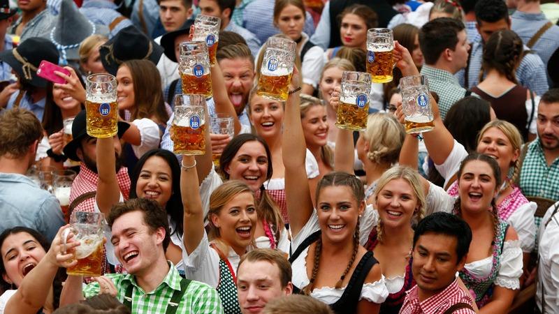 Oktoberfest underway amid heightened security
