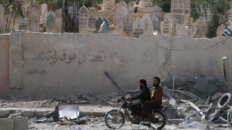U.N. aid convoys return to Syria