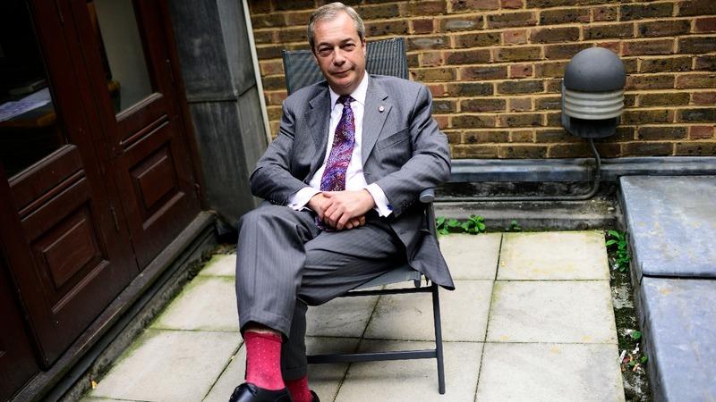 VERBATIM: Farage to 'help' anti-EU groups