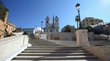 Rome's Spanish steps unveiled after refurb