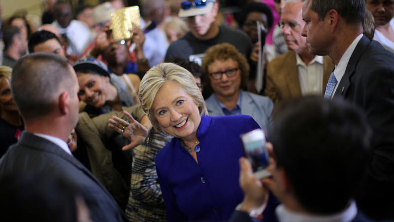 Clinton ramps up pitch to elusive millennials