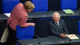Schaeuble defends Bavarian ally over migrants