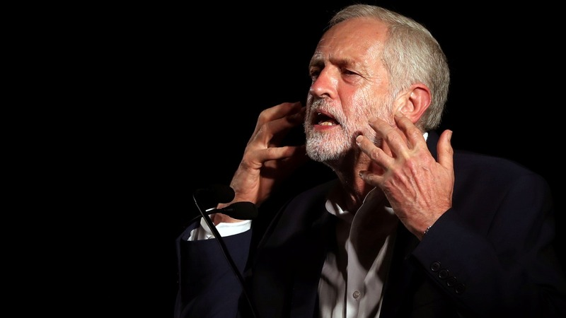 Corbyn heads for re-election in Labour contest