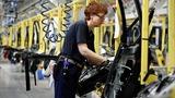 Powerhouse Germany sinks euro zone business