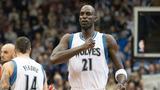 Kevin Garnett retires from the NBA