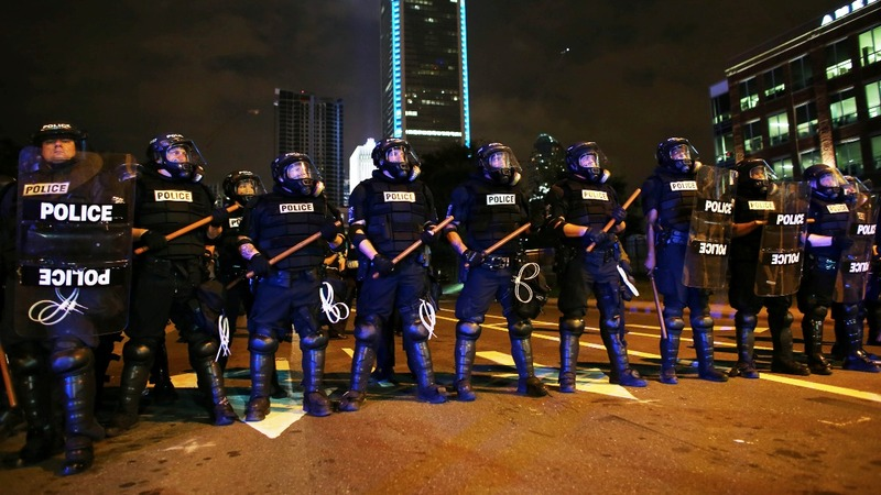 Charlotte protesters demand release of police tapes