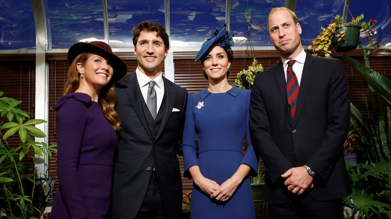 INSIGHT: Britain's royals arrive in Canada
