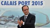 Hollande vows to close Calais 'Jungle' camp